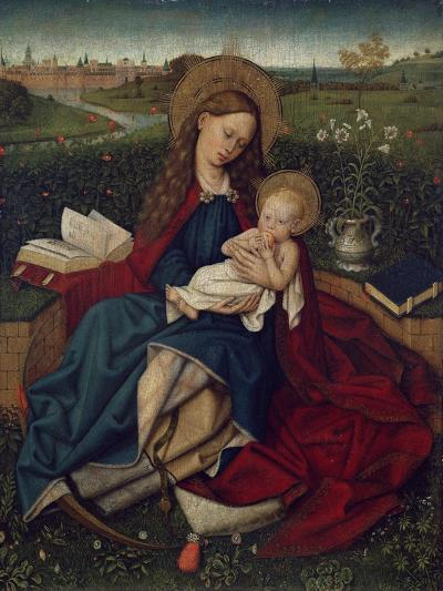 The Madonna of Humility, C.1450-70--Giclee Print