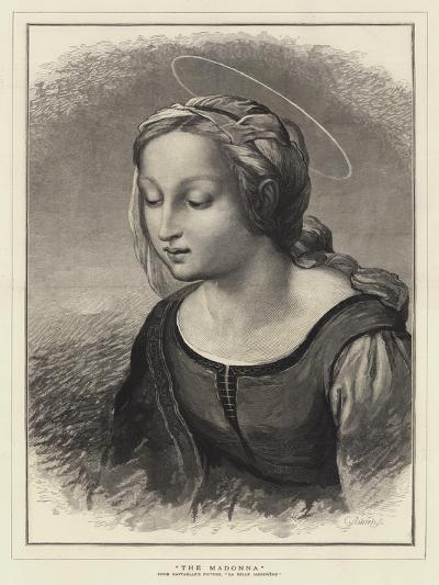 The Madonna-Raphael-Giclee Print