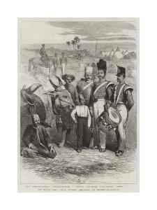 The Madras Army, Native Infantry, Grenadiers, 21st Regiment