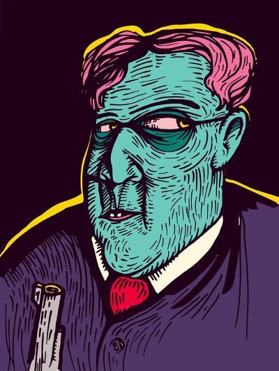 The Mafia- DigitalSmile-Art Print