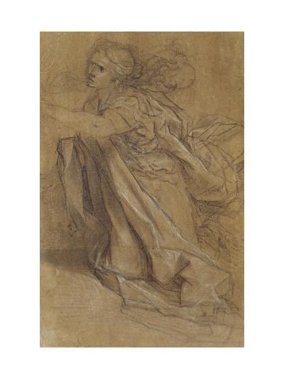 The Magdalen-Federico Fiori Barocci-Giclee Print
