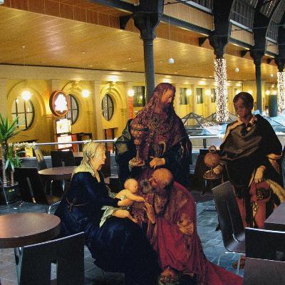 The Magi, 2008-Trygve Skogrand-Giclee Print