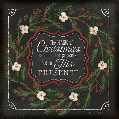 The Magic of Christmas-Jennifer Pugh-Art Print