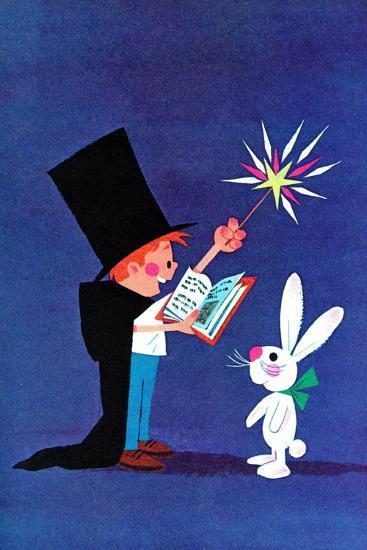 The Magic Room - Jack & Jill-Jack Weaver-Giclee Print
