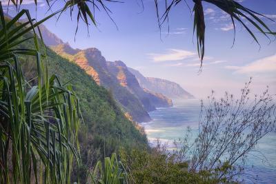 The Magnificent Na Pali Coast, Kauai Hawaii-Vincent James-Photographic Print