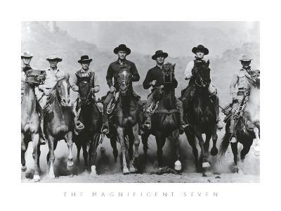 The Magnificent Seven-The Chelsea Collection-Art Print