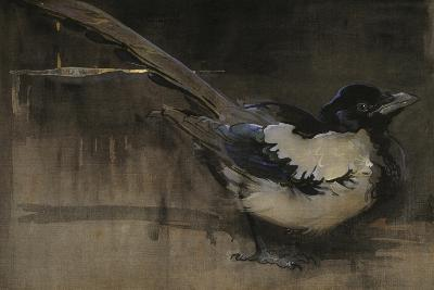 The Magpie-Joseph Crawhall-Giclee Print