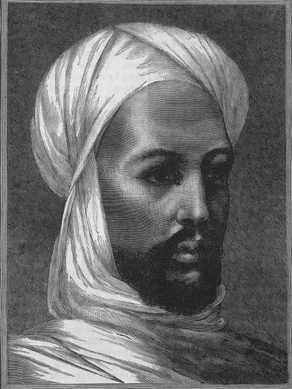 'The Mahdi', c1885-Unknown-Giclee Print
