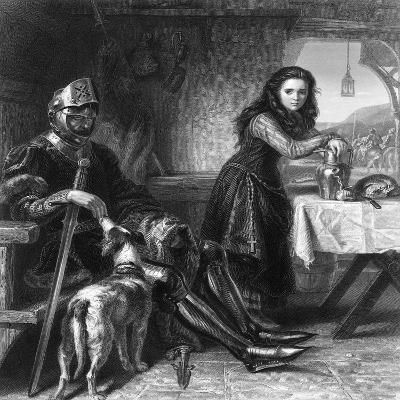 The Maid of Orleans, C1870S-T Ballin-Giclee Print