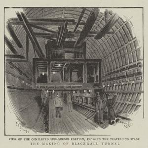 The Making of Blackwell Tunnel