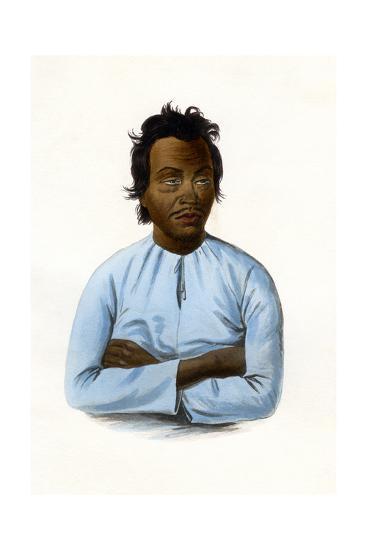 The Malay, C1840-James Prichard-Giclee Print