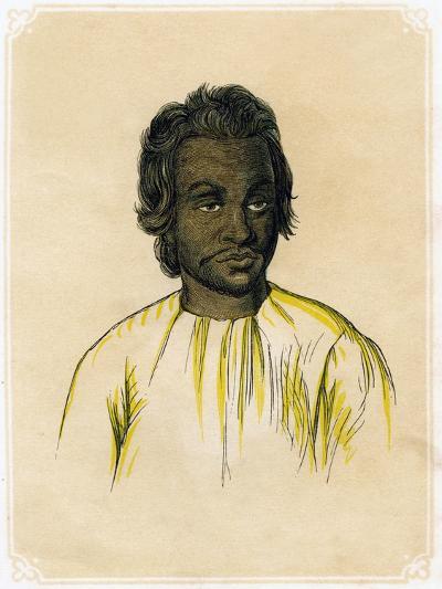 The Malay, C1900-James Prichard-Giclee Print
