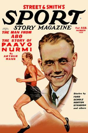 The Man from Abo; the Story of Paavo Nurmi
