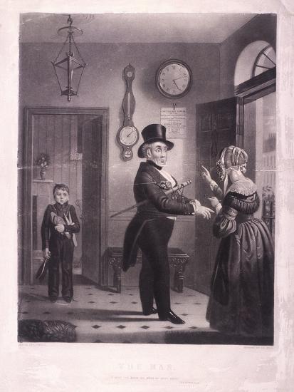 The Man, I Pray You Know Me When We Meet Again, 1840-James Scott-Giclee Print