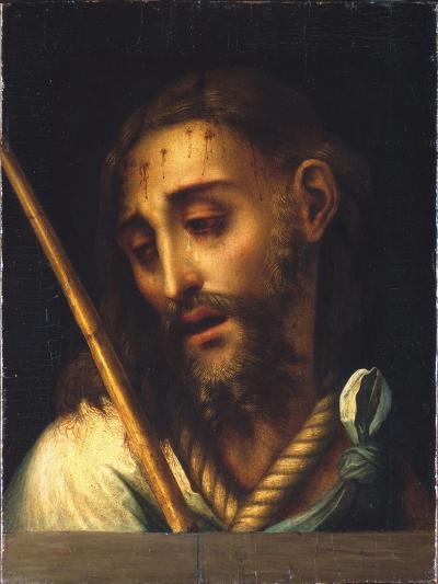 The Man of Sorrows-Luis De Morales-Giclee Print