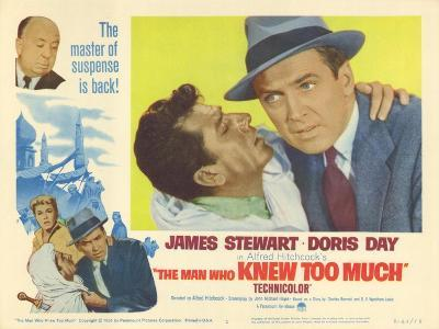The Man Who Knew Too Much, 1956--Art Print