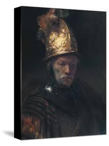 The Man with the Golden Helmet