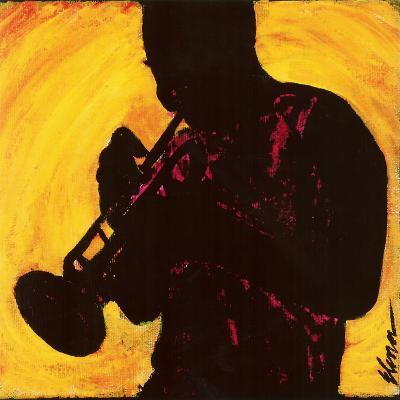 The Man with the Horn--Art Print