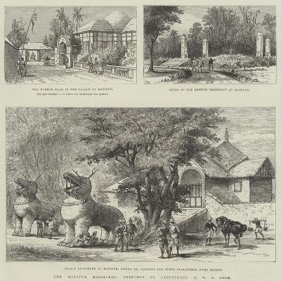 The Manipur Massacres-Melton Prior-Giclee Print