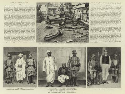 The Manipur Rebels--Giclee Print