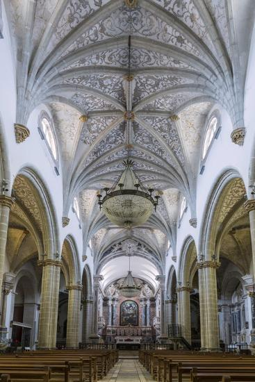 The Manueline and Portuguese Baroque Cathedral Church of Our Lady of the Assumption-Alex Robinson-Photographic Print