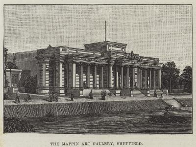 The Mappin Art Gallery, Sheffield--Giclee Print