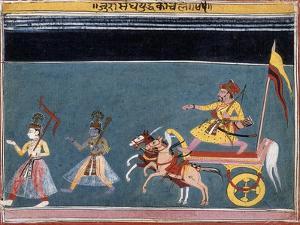 The March Against Jarasandha