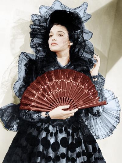 The Mark of Zorro, Linda Darnell, 1940--Photo