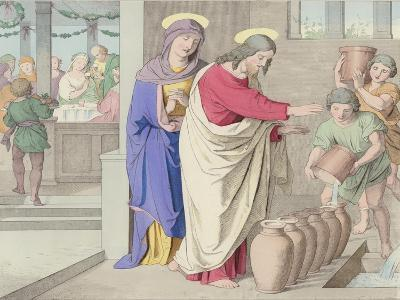The Marriage in Cana--Giclee Print