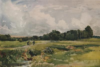 The Marshes, c1879-Thomas Collier-Giclee Print