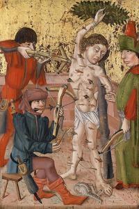 The Martyrdom of Saint Sebastian, Ca. 1470-1480