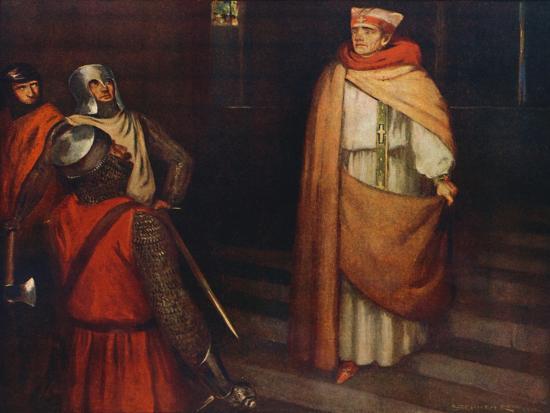 'The Martyrdom of Saint Thomas', 1912-Unknown-Giclee Print