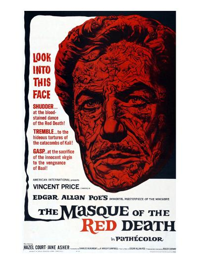 The Masque Of The Red Death, 1965--Photo