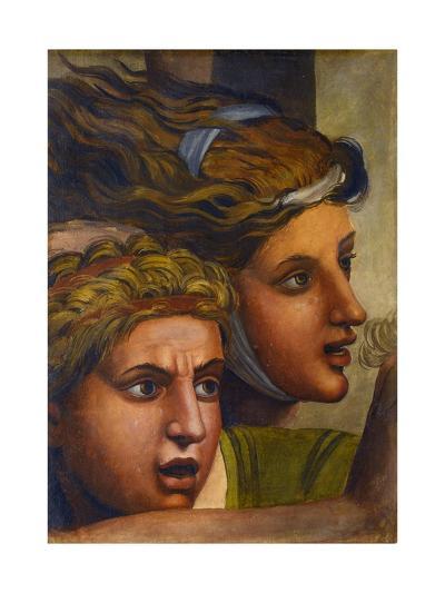 The Massacre of the Innocents'-John Flaxman-Giclee Print