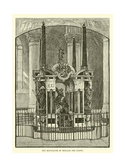 The Mausoleum of William the Silent--Giclee Print
