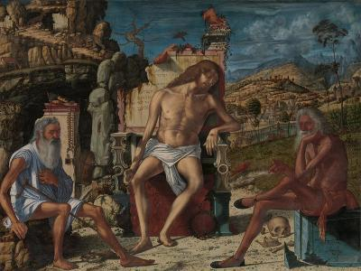 The Meditation on the Passion, c.1490-Vittore Carpaccio-Giclee Print