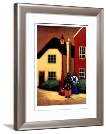 The Meeting-Carol Ann Shelton-Framed Collectable Print