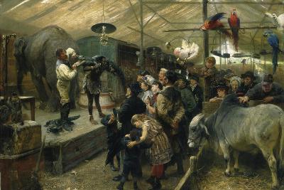 The Menagerie, 1894-Paul Serusier-Giclee Print