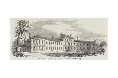 The Metropolitan Convalescent Hospital, Walton-On-Thames--Giclee Print