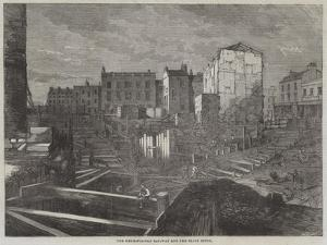 The Metropolitan Railway and the Fleet Ditch