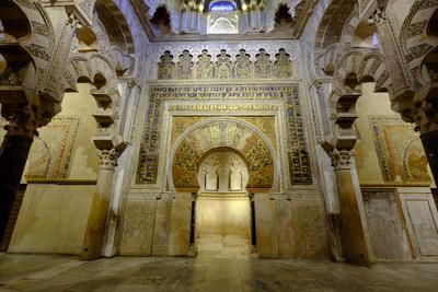 The Mezquita of Cordoba, Andalucia, Spain-Carlo Morucchio-Photographic Print