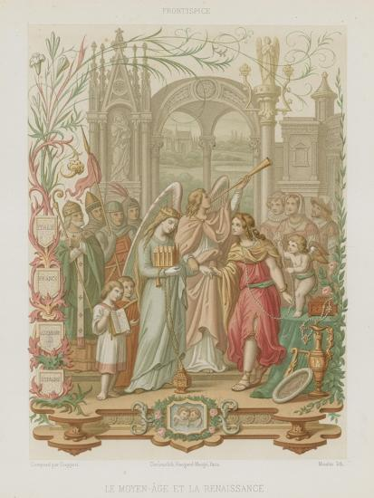 The Middle Ages and the Renaissance--Giclee Print