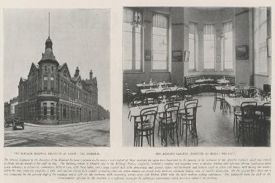 The Midland Railway Institute at Derby--Giclee Print