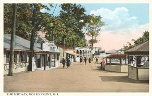 The Midway, Rocky Point, Rhode Island