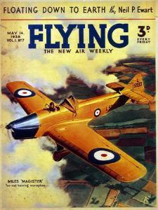 The Miles Magister Aeroplane, 1938