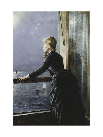 The Milky Way-Alfred Stevens-Giclee Print