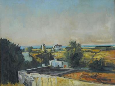 The Mill, Avra's Atalier-John Erskine-Giclee Print