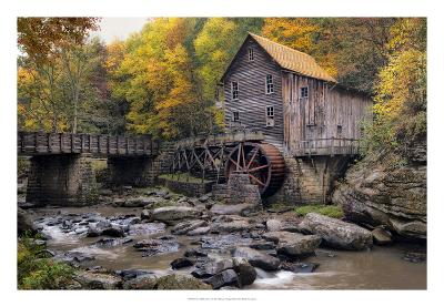 The Mill & Creek I-Danny Head-Giclee Print
