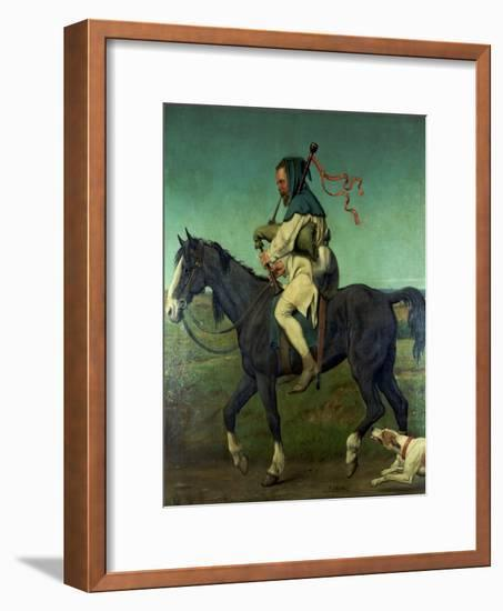 The Miller, from 'The Canterbury Tales', 1878-Henry Stacey Marks-Framed Giclee Print