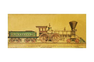 The Minnehaha-J.H. Buffard-Giclee Print